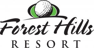 Forest Hills Golf and RV resort logo